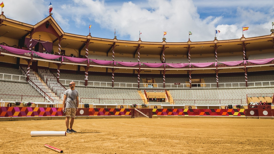 Baiona Arena