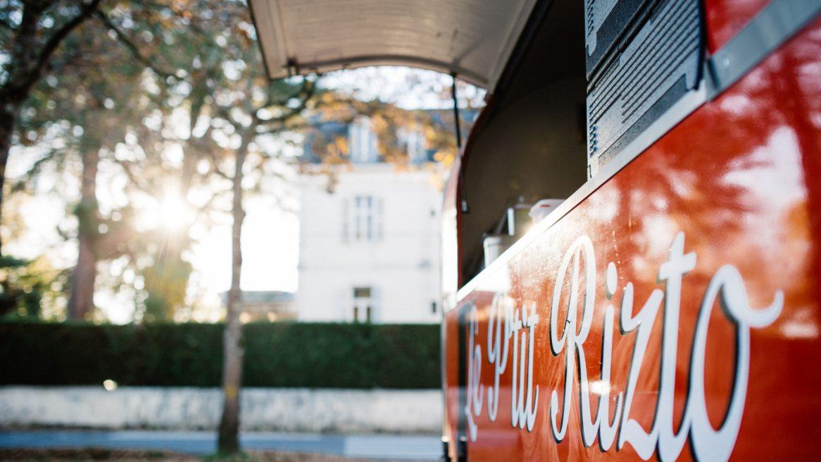 reportage, food truck, pau, risotto, allées de morlaas